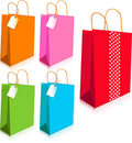 Shopping Bags Royalty Free Stock Images - 15039739