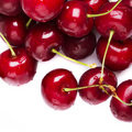 Red Cherries Stock Images - 15045144