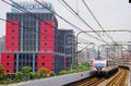 Shanghai Metro Royalty Free Stock Photo - 15061545