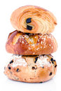 Stack Of French Pastry Stock Image - 15074191