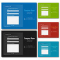 Web Contact Forms Royalty Free Stock Photography - 15097807