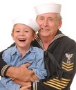 Sailor And Son 3 Stock Photography - 1517782
