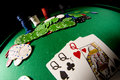 Poker Gear Fisheye Look Stock Photography - 15100502
