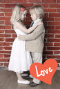 Love Concept. Valentine S Or Wedding Background Royalty Free Stock Photography - 15107517