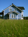Rural House Stock Image - 15128111