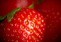Detail Of A Strawberry Royalty Free Stock Photos - 15178158