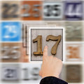 Street Number Royalty Free Stock Image - 15178706