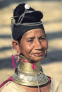 Padaung Tribe 2 Royalty Free Stock Images - 15196189