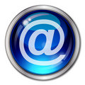 Email Button Royalty Free Stock Image - 15252106