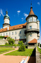 Castle Of Nove Mesto Nad Metuji Royalty Free Stock Image - 15257726