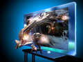 3D Led Television Stock Images - 15264834