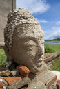 Image Of Buddha Head Royalty Free Stock Photography - 15274137