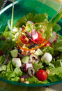Summer Salad Stock Image - 15277501