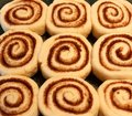 Cinnamon Rolls Stock Images - 15294174