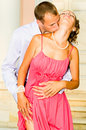 Kissing Couple Royalty Free Stock Photos - 15299058