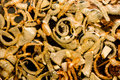 Close-up Of Fried Onion And Oil Stock Photography - 15308372