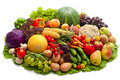 Fruit And Vegetables Royalty Free Stock Photo - 15335835