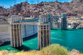 Hoover Dam Royalty Free Stock Photo - 15349965
