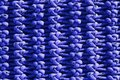 Fisherboat Net Macro Detail Texture Blue Knots Royalty Free Stock Image - 15359616