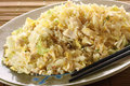 Chicken Fried Rice Royalty Free Stock Photo - 15385175