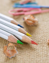 Colored Pencil Stock Photography - 15386392