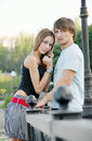 Boy And Girl Stock Photography - 15389252