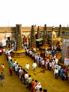 Queue In Devotion Royalty Free Stock Photography - 1542857