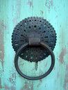 Old Knocker On The Door Stock Images - 15405694
