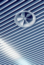 Cool Air Vent Fan Royalty Free Stock Photography - 15423107