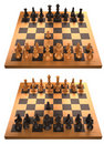 Chess Board Royalty Free Stock Photography - 15434827