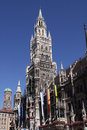 New Town Hall - Munich Royalty Free Stock Photo - 15457065