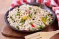 Fried Rice Royalty Free Stock Photography - 15457807