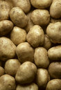 Potatoes Filling Frame Royalty Free Stock Images - 15464359
