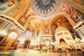 Cathedral Of Christ The Saviour. Stock Images - 15512404