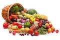 Fruits And Vegetables Stock Photos - 15528773
