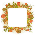 Autumn Frame Stock Images - 15548224
