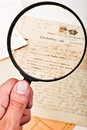 Magnifying Glass Royalty Free Stock Image - 15565466