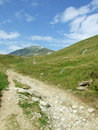 Road To The Mountain Stock Images - 15580864