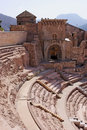 Roman Theater In Cartagena Royalty Free Stock Photo - 15582975