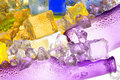 Colour Ice Stock Images - 15584754