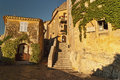Morning In Eze Stock Photography - 15593922