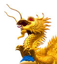 Golden Dragon Royalty Free Stock Photos - 15594918