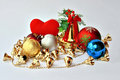 Christmas Bell Royalty Free Stock Photos - 1564308