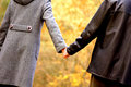Hand-in-hand Stock Photos - 1567423
