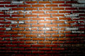 Old Wall From A Red Brick Stock Image - 15605671
