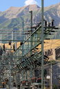Electrical Power Grid Royalty Free Stock Photography - 15620597