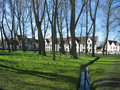 Beguinage In Bruges Stock Photography - 15655002