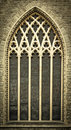 Medieval Church Windows Stock Images - 15658494
