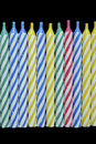 Birthday Candles Royalty Free Stock Photos - 15675038