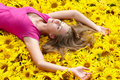 Sunflower Rest Royalty Free Stock Photo - 15675615